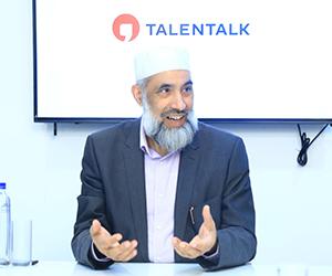TALEN TALKS, DR. MUSHARRAF HUSSAIN